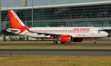 VT-EXT - Air India Airbus A320 NEO