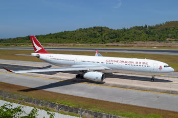 B-HWM - Dragonair Airbus A330-300