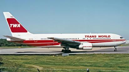 N610TW - TWA Boeing 767-200ER