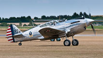 G-CIIO - The Fighter Collection Curtiss P-40C Warhawk IIB aircraft