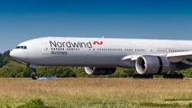 Nordwind Boeing 777-300ER visited Zurich title=