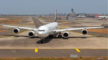 ZS-SND - South African Airways Airbus A340-600 aircraft