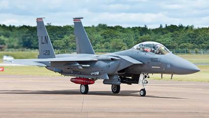 96-0201 - USA - Air Force Boeing F-15E Strike Eagle