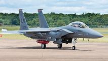 96-0201 - USA - Air Force Boeing F-15E Strike Eagle aircraft