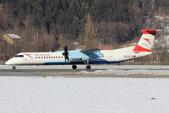 OE-LGI - Austrian Airlines/Arrows/Tyrolean de Havilland Canada DHC-8-402Q Dash 8