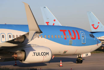 C-GYUK - Sunwing Airlines Boeing 737-800