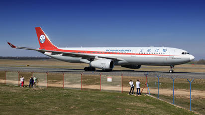 B-5945 - Sichuan Airlines  Airbus A330-300