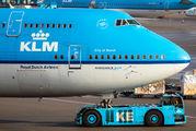 PH-BFS - KLM Boeing 747-400 aircraft