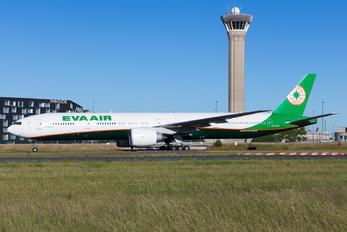 B-16737 - Eva Air Boeing 777-300ER