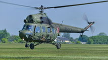 6923 - Poland - Army Mil Mi-2 aircraft