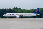 TC-OEC - Onur Air Airbus A321 aircraft