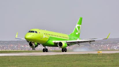 VQ-BYL - S7 Airlines Embraer ERJ-175 (170-200)