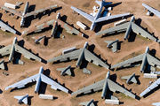 - - USA - Air Force Boeing B-52A Stratofortress aircraft