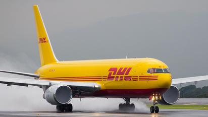 N372MC - DHL Cargo Boeing 767-300ER