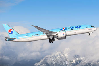 HL-8083 - Korean Air Boeing 787-9 Dreamliner