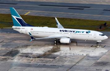 C-GNDG - WestJet Airlines Boeing 737-800