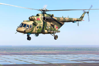 46 - Russia - Air Force Mil Mi-8AMTSh-1