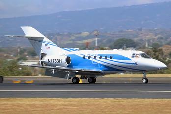 N178BH - Private Raytheon Hawker 800XP