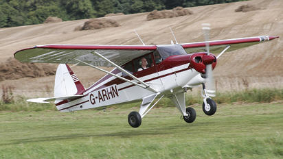 G-ARHN - Private Piper PA-22 Colt