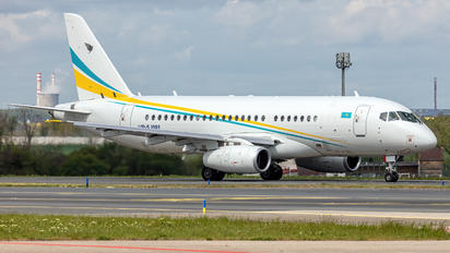 UP-SJ001 - Comlux KZ Sukhoi Superjet 100LR