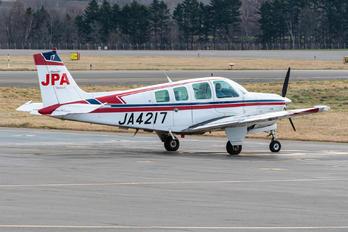 JA4217 -  Beechcraft 36 Bonanza