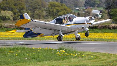 G-ASAU - Private Morane Saulnier MS.880B Rallye Club