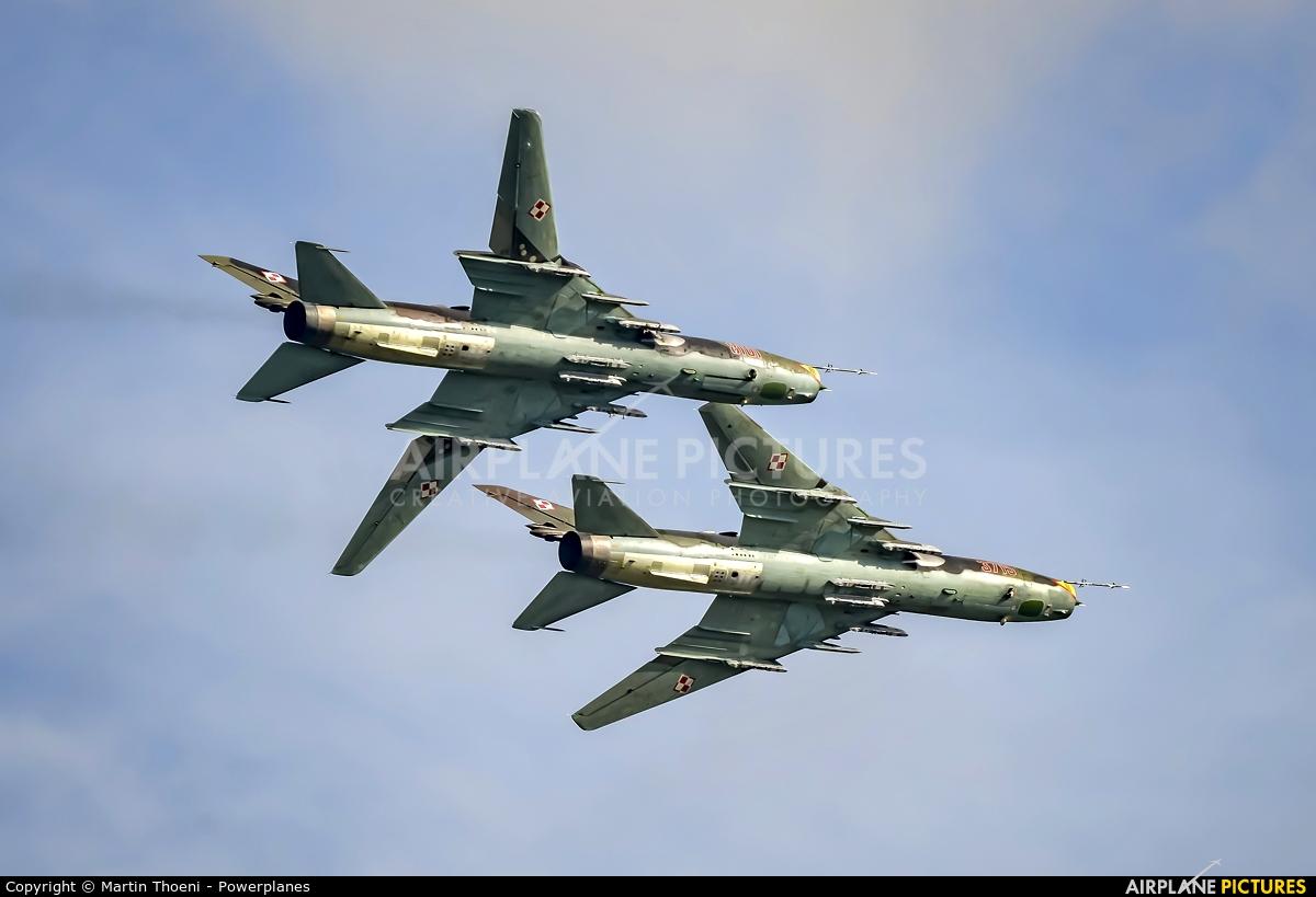 Poland - Air Force 8101 aircraft at Payerne