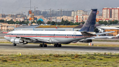 EP-CPP - Iran - Islamic Republic Air Force Boeing 707-3J6C Re'em