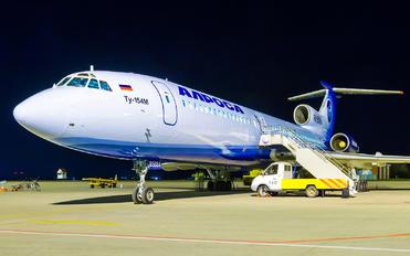 RA-85684 - Alrosa Tupolev Tu-154M