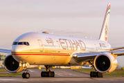 A6-ETJ - Etihad Airways Boeing 777-300ER aircraft