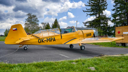 OK-MPA - Private Zlín Aircraft Z-226 (all models)