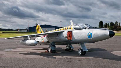 G-SLYR - Heritage Aircraft Folland Gnat (all models)