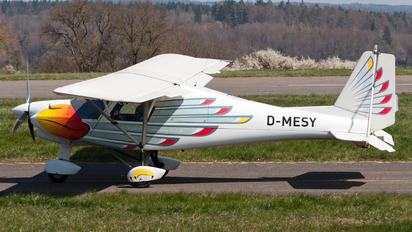 D-MESY - Private Ikarus (Comco) C42