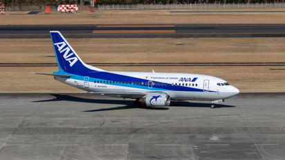 JA8596 - ANA Wings Boeing 737-500