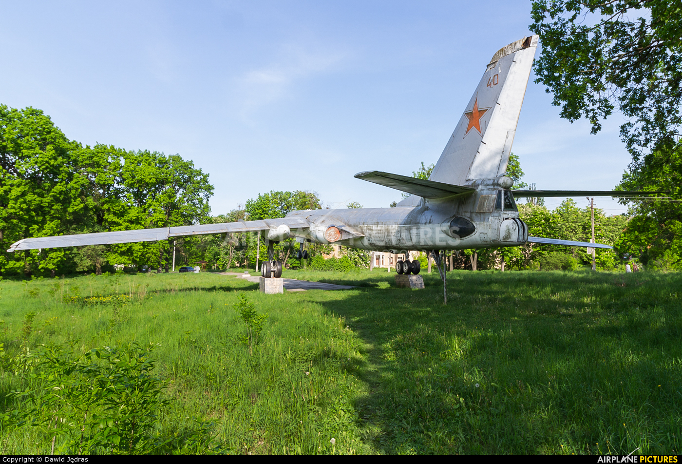 Soviet Union - Air Force 40 aircraft at Off Airport - Ukraine