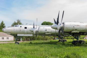 51 - Ukraine - Air Force Tupolev Tu-95