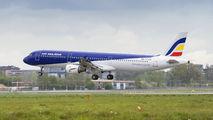 ER-AXR - Air Moldova Airbus A321 aircraft