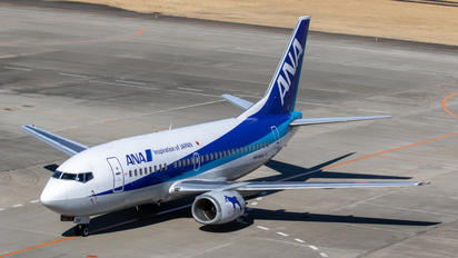 JA301K - ANA Wings Boeing 737-500