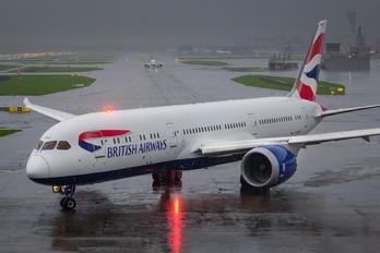 G-ZBKO - British Airways Boeing 787-9 Dreamliner