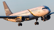 SU-NMB - Nesma Airlines Airbus A320 aircraft