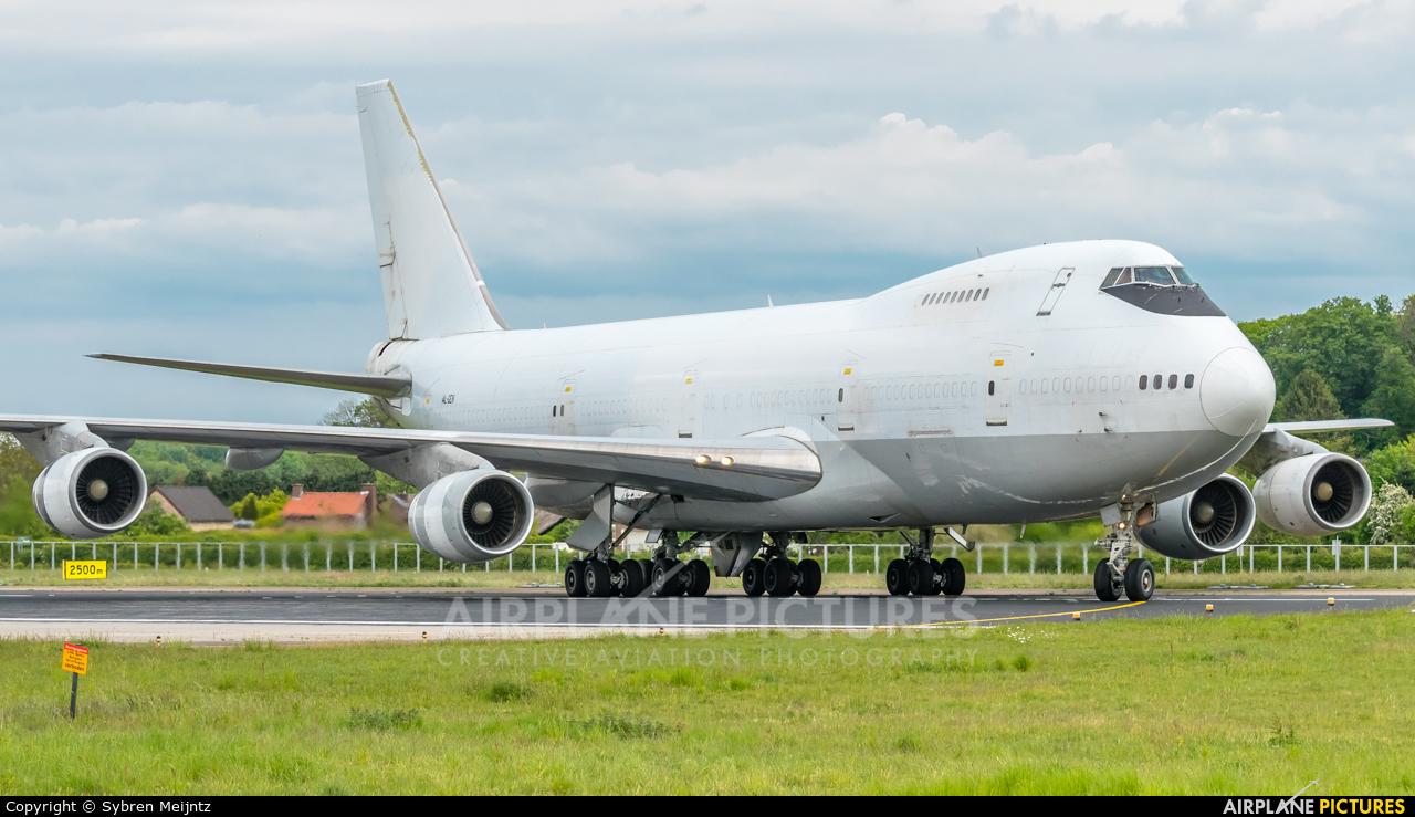 Geo-Sky 4L-GEN aircraft at Maastricht - Aachen