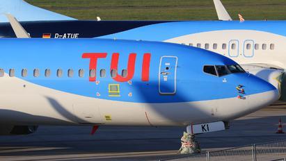 D-ABKI - TUIfly Boeing 737-800