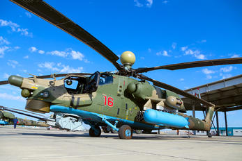 16 - Russia - Air Force Mil Mi-28