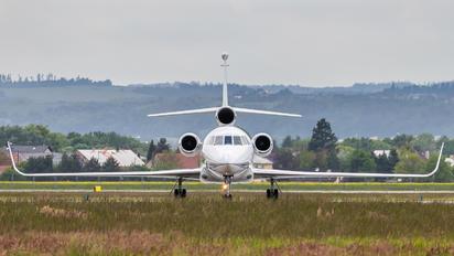 M-TFFS - Private Dassault Falcon 900 series