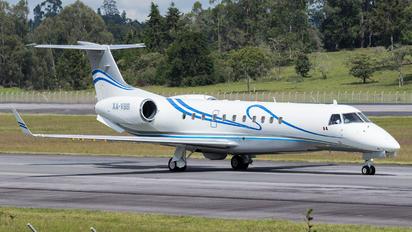 XA-VBB - Private Embraer EMB-135BJ Legacy 600