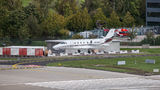 VIP traffic at ZRH Airport
