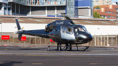 G-LINE - Private Eurocopter AS355 Ecureuil 2 / Squirrel 2