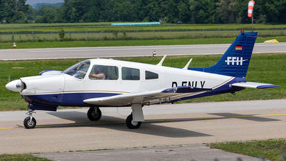 D-ENLY - FFH Flight Training Piper PA-28R-201 Arrow III