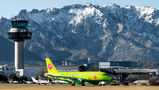 Airliners & Mountains