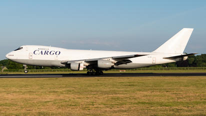 4L-GEO - Geo-Sky Boeing 747-200SF